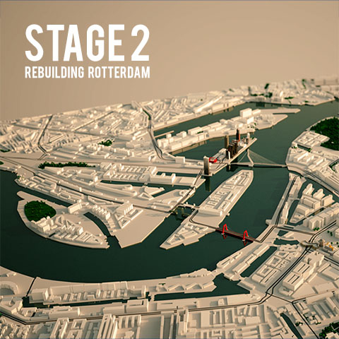 Animation Stage 2: Rebuilding Rotterdam
