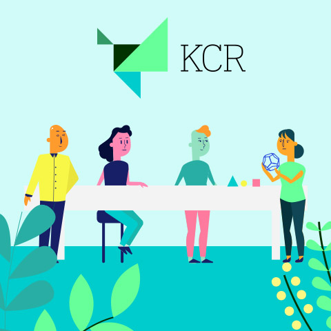 Customer Journey animation for KCR Rotterdam