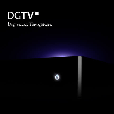 Interface Animatie DGTV