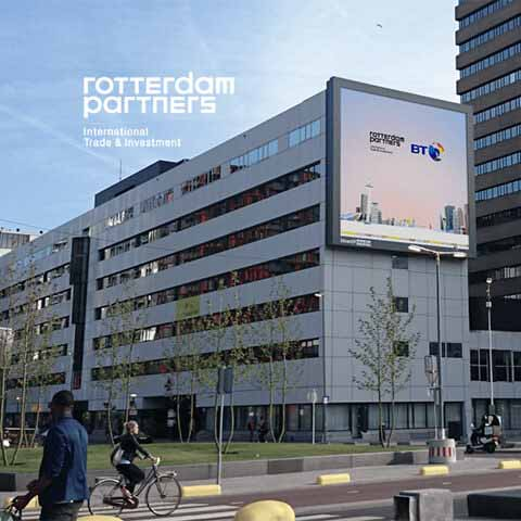 Promotional Animation Rotterdam Partners