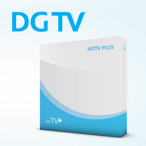 Marketing animatie DGTV