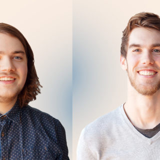 Introduction Jan & Machiel: 3D Artist & Motion Graphic interns